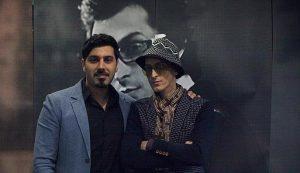 عکس اینستاگرام مرتضی پاشایی در کنار احسان خواجه امیری