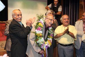 عکس اینستاگرام مرتضی احمدی در کنار بهزاد فراهانی و سعید پورصمیمی