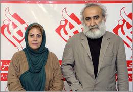 عکس اینستاگرام شیدا جاهد در کنار همسرش