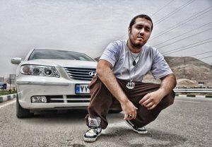 عکس اینستاگرام بابک رستمی (تیغه)