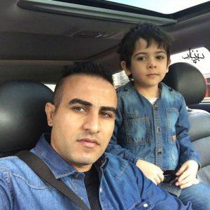 بیوگرافی حسین کعبی به همراه داستان زندگی شخصی و عکس های اینستاگرامی