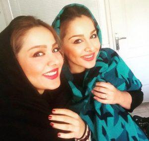 عکس اینستاگرام مهرناز دبیرزاده در کنار خواهرش