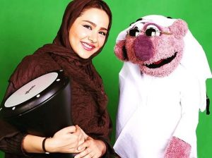 عکس اینستاگرام مهرناز دبیرزاده در کنار جناب خان