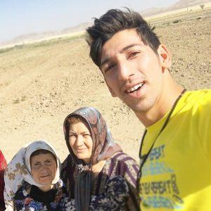 بیوگرافی مرتضی تبریزی به همراه داستان زندگی شخصی و عکس های اینستاگرامی