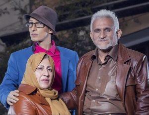 عکس اینستاگرام مرتضی پاشایی در کنار پدر و مادرش