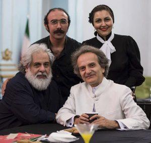 عکس اینستاگرام شهرداد روحانی