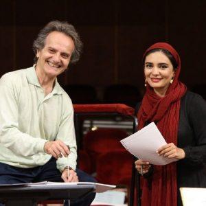 عکس اینستاگرام شهرداد روحانی در کنار لیندا کیانی