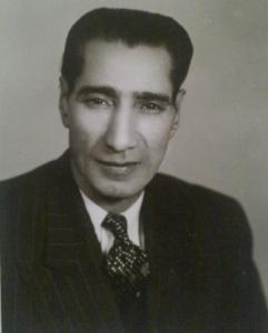 بیوگرافی اسماعیل ادیب خوانساری