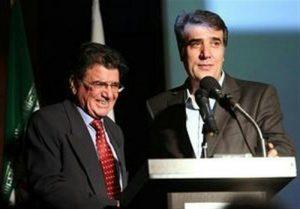 عکس اینستاگرام حمیدرضا نوربخش در کنار محمدرضا شجریان