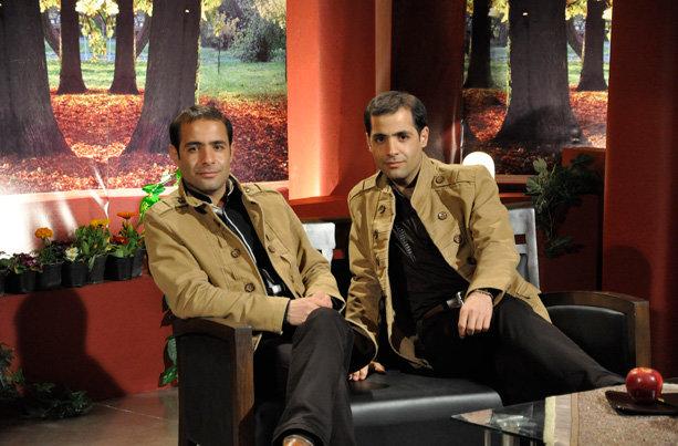 عکس اینستاگرامبرادران سعیدی (محمد و علی)