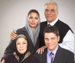 عکس اینستاگرام معصومه مهرعلی در کنار خانواده اش