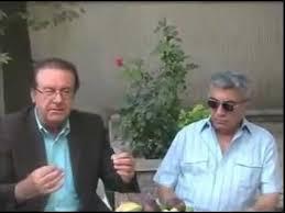 عکس اینستاگرام علی رستمیان در کنار استاد گلپا
