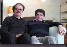 عکس اینستاگرام علی جهاندار در کنار محمدرضا شجریان