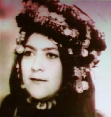 بیوگرافی فتانه ولیدی