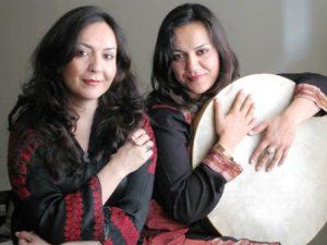 عکس اینستاگرام مهسا وحدت در کنار خواهرش مرجان