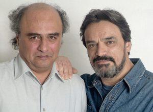 عکس اینستاگرام محمدرضا درویشی در کنار حسین علیزاده