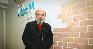 عکس اینستاگرام محمدرضا درویشی