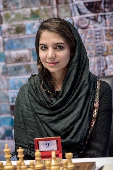 بیوگرافی سارا خادم الشریعه