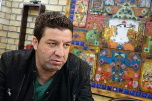 بیوگرافی اسماعیل حلالی به همراه داستان زندگی شخصی و عکس های اینستاگرامی