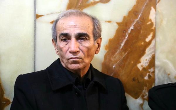 بیوگرافی علی جباری