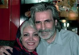 عکس اینستاگرام آندره آرزومانیان در کنار همسرش شراره دولتآبادی
