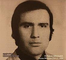 بیوگرافی محمد حیدری