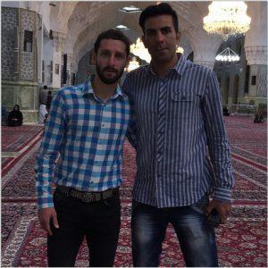 بیوگرافی محمد صلصالی به همراه داستان زندگی شخصی و عکس های اینستاگرامی