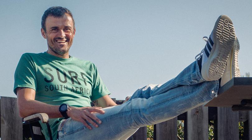 بیوگرافی لوییس انریکه