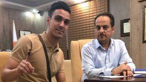 بیوگرافی ابوالفضل محمدحسنی به همراه داستان زندگی شخصی و عکس های اینستاگرامی