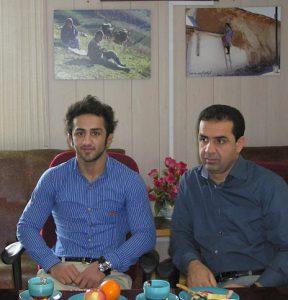 بیوگرافی احمد محمدی به همراه داستان زندگی شخصی و عکس های اینستاگرامی