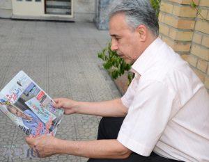 بیوگرافی غلامرضا فتحآبادی به همراه داستان زندگی شخصی و عکس های اینستاگرامی