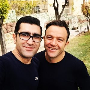 بیوگرافی ناصر عباسی به همراه داستان زندگی شخصی و عکس های اینستاگرامی