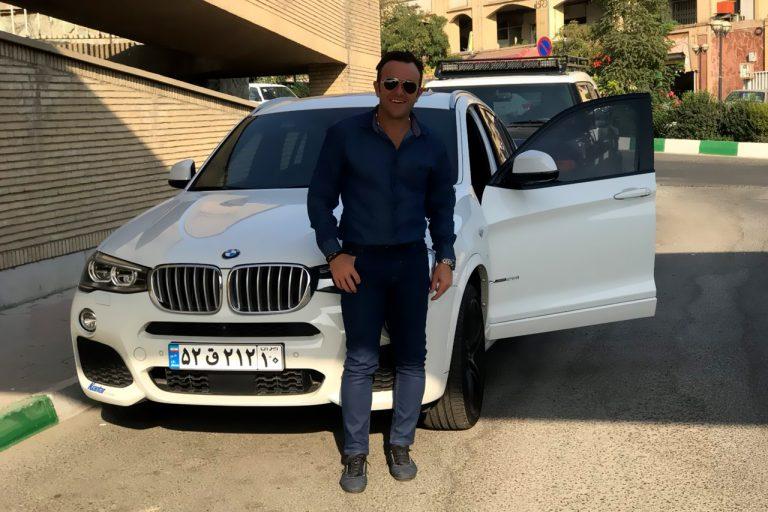 بیوگرافی ناصر عباسی