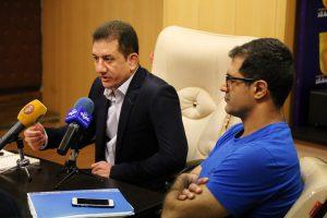 بیوگرافی غلامرضا محمدی به همراه داستان زندگی شخصی و عکس های اینستاگرامی