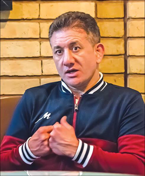 بیوگرافی غلامرضا محمدی