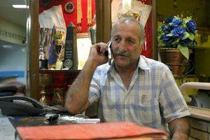 بیوگرافی منصور برزگر به همراه داستان زندگی شخصی و عکس های اینستاگرامی