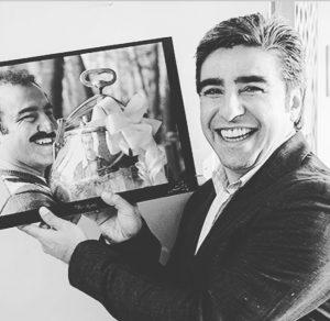 بیوگرافی خشایار الوند به همراه داستان زندگی شخصی و عکس های اینستاگرامی