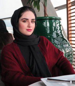 بیوگرافی هانیه غلامی به همراه داستان زندگی شخصی و عکس های اینستاگرامی