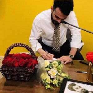 بیوگرافی محمدرضا ژاله به همراه داستان زندگی شخصی و عکس های اینستاگرامی
