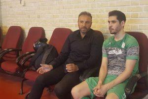 بیوگرافی محمدرضا حیدریان به همراه داستان زندگی شخصی و عکس های اینستاگرامی