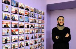 بیوگرافی اروین گالستیان به همراه داستان زندگی شخصی و عکس های اینستاگرامی