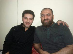 بیوگرافی حسین جعفری به همراه داستان زندگی شخصی و عکس های اینستاگرامی