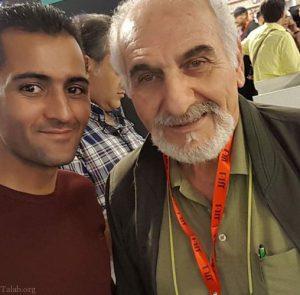 بیوگرافی محمد علی ساربان به همراه داستان زندگی شخصی و عکس های اینستاگرامی