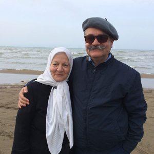 بیوگرافی رابعه مدنی به همراه داستان زندگی شخصی و عکس های اینستاگرامی