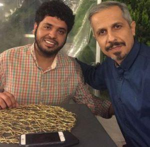 بیوگرافی رضا حجری به همراه داستان زندگی شخصی و عکس های اینستاگرامی