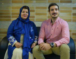 بیوگرافی ابوالفضل میری به همراه داستان زندگی شخصی و عکس های اینستاگرامی