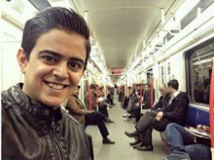 بیوگرافی امیرمحمد متقیان به همراه داستان زندگی شخصی و عکس های اینستاگرامی