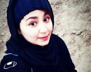 بیوگرافی حسیبا ابراهیمی به همراه داستان زندگی شخصی و عکس های اینستاگرامی