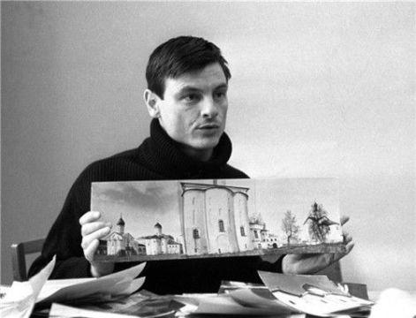 بیوگرافی آندری تارکوفسکی