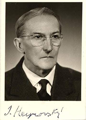 بیوگرافی یاروسلاو هیروفسکی